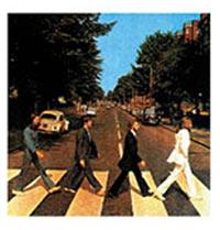 Beatles Abbey Road Album Cover Tshirt