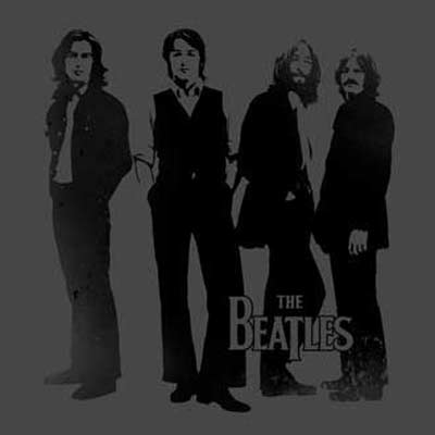 Attitude - Beatles Tshirt in 2X