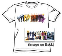 Beatles Anthology Time Tshirt