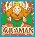 Aquaman and DC Comic Book Tshirts for Sale