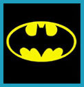 Official Batman Logo Merchandise Clothing
