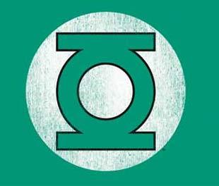 Green Lantern Logo Tshirt