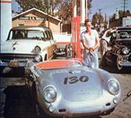 james-dean-car-poster-a