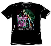 Jimi Hendrix - Voodoo Child - Kids Tee