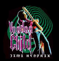 Jimi Hendrix - Voodoo Child - Tshirt