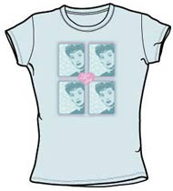 I Love Lucy - Andy Warhol Style - Tshirt