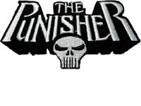 Thundercat Patch on Punisher Patch  Punisher Name And Skull