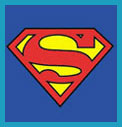 Get your official Superman Logo Tshirts in Royal Blue