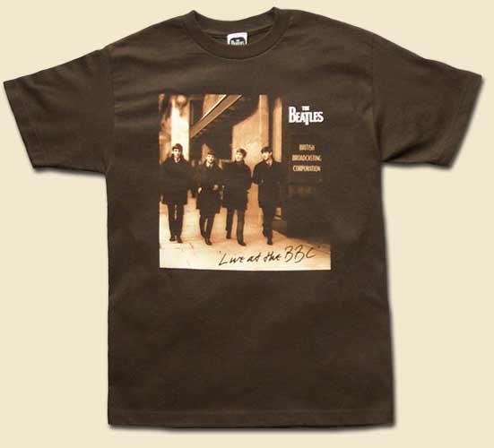 Beatles Live at the BBC Tshirt