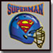 Buy Superman Sports Logo Tees at Jimi's: Superman Baseball logo, Superman Soccer Logo, Superman Hockey, Superman Golf, Superman Basketball, Superman Soccer and Superman Football logo shirts.